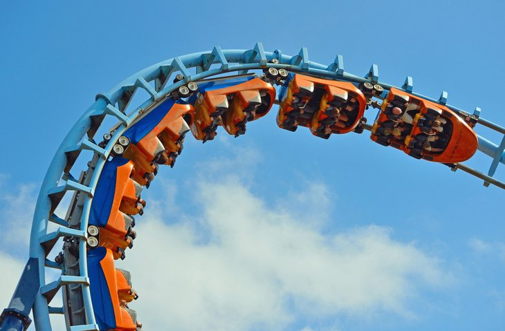 Are you along for the emotional roller coaster ride?