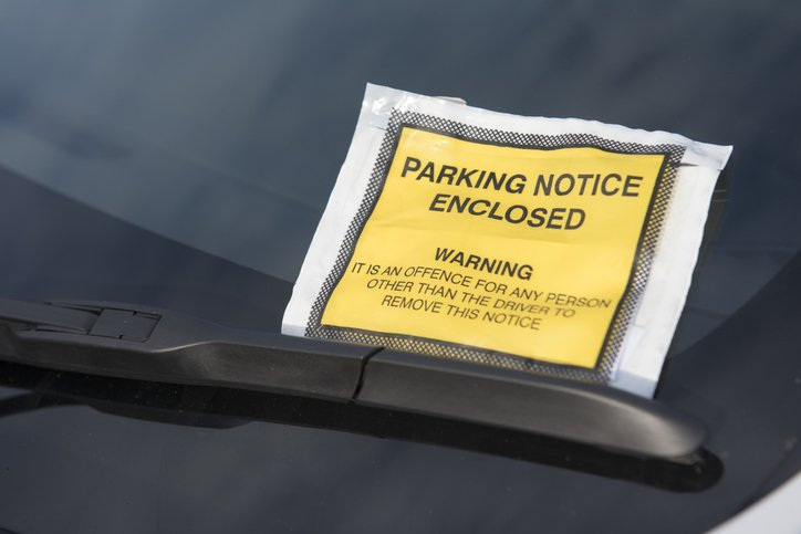 """Where Are You """"Parking"""" Your Thoughts?"""