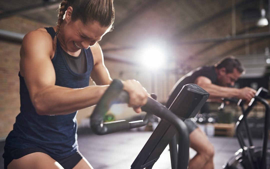 4 Tips to Push Through a Tough Workout